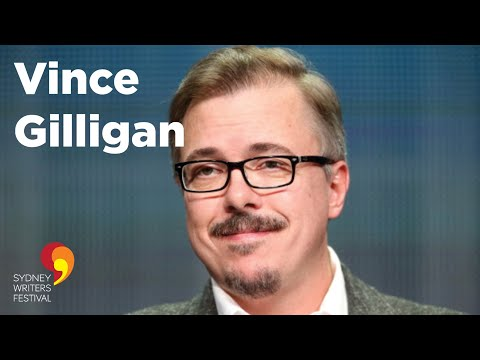 Vince Gilligan, Creator of Breaking Bad Interview with Adam Spencer at Sydney Writers' Festival 2014