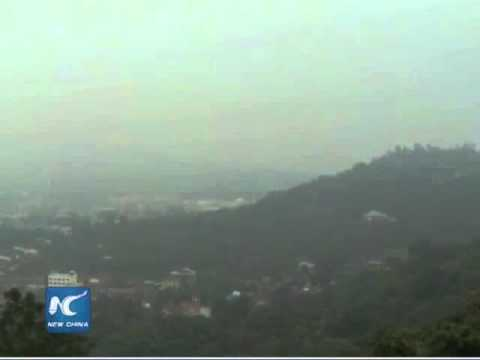 Thailand's tourism hit by haze from Indonesia fires