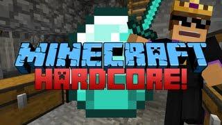 Hardcore Minecraft: Ep 5 - Skeleton Experience Farm!