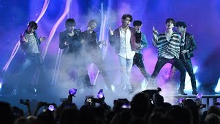 On the Charts: BTS Become First K-Pop Act to Reach Number One