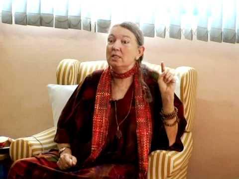 Dalai Lama encontra Tara - parte 1