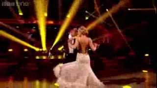Beautiful waltz HD. Abbey Clancy & Aljaz dance the Viennesse Waltz.