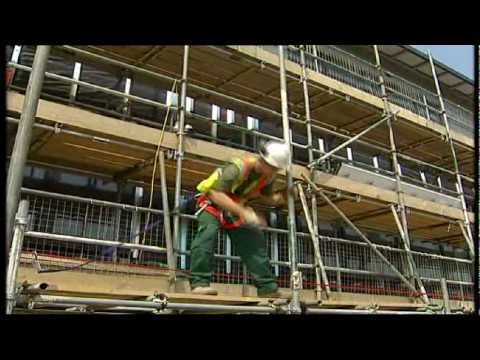 Working At Height Safety Video For Lyndon Scaffolding Avi