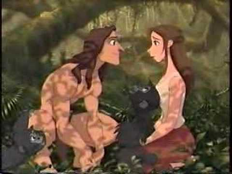Tarzan And Jane video