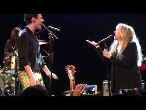 Harry Styles and Stevie Nicks secret show live at the Troubadour May 19 2017