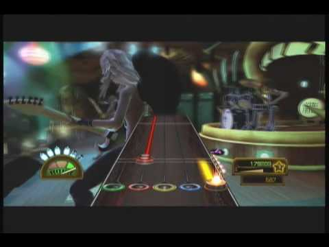 Guitar Hero Smash Hits Beast and the Harlot Guitar 100% FC
