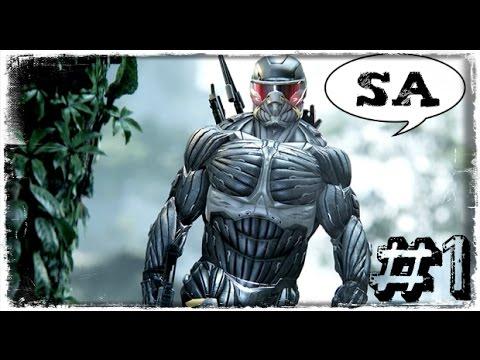 [1.Bölüm] HARBİDEN TÜRKÇE !! | Crysis 3