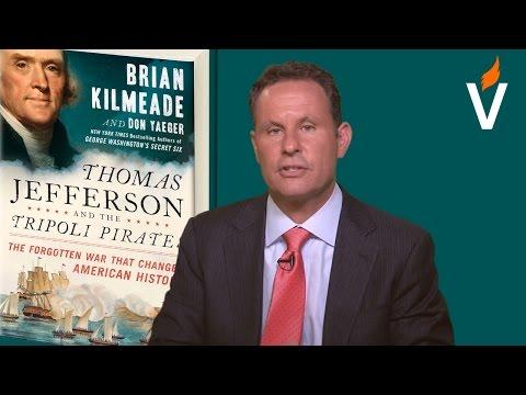 THOMAS JEFFERSON AND THE TRIPOLI PIRATES | Brian Kilmeade