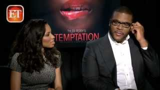 Tyler Perry Dishes on Message Behind 'Temptation'