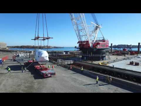 Salem Harbour Combined Cycle Gas Turbine Power Plant
