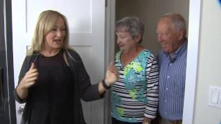 Karen Sealy surprises her parents with a renovation!