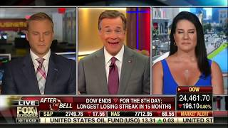 Danielle DiMartino Booth of Quil Intelligence on Fox Business News
