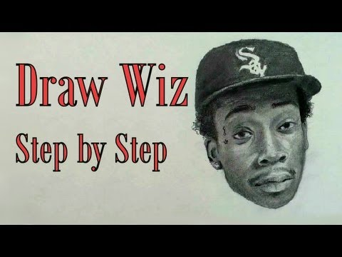 How to Draw Kyrie Irving Step by Step Videos 4 Share