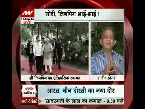 Question Hour: Chinese President gets lavish welcome from Modi in Ahmedabad