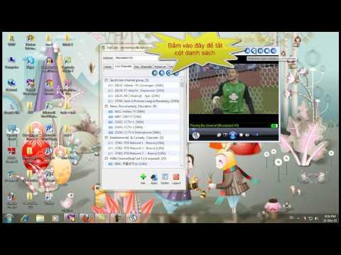 CĐ Thực Hành FPT- PS00300 -Hướng dẫn xem bóng đá trên sopcast