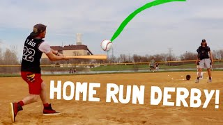 $1000 Home Run Derby Challenge!
