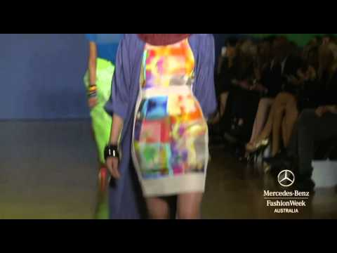 Highlights: Mercedes-Benz Fashion Week Australia - 2012/13 Spring Summer Collections