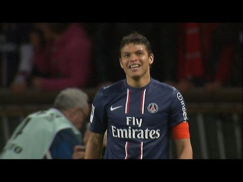 PSG captain Thiago Silva's incredible disallowed goal