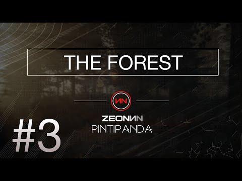 Yuvamızı Kurduk :) | The Forest Survival w/ Pintipanda #3
