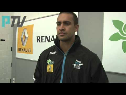 PTV: Alipate Carlile - post match v Gold Coast