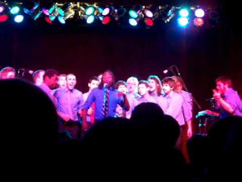 Ben Folds - Not The Same (live 2009 - a cappella)
