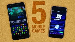 Download 5 Mobile Games You Should Be Playing! 3Gp Mp4
