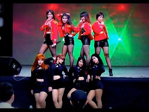 """The Antares"" cover ""K-POP"" @ ""MBK Korea Cover Dance 2014"""