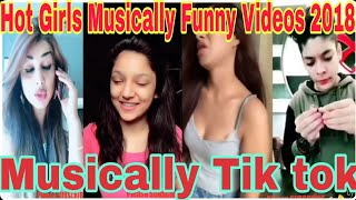 Musically Funny adults Jokes  Musically Double Meaning Diologues Comedy Video 2018 Musically India 