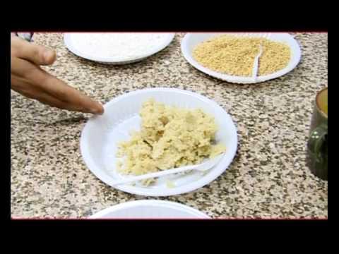 يباب.كوم - لقطات من الحلويات المغربية الملكية