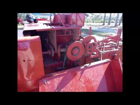 Conventional Small Squares Balers vs Inline Small Square Bal