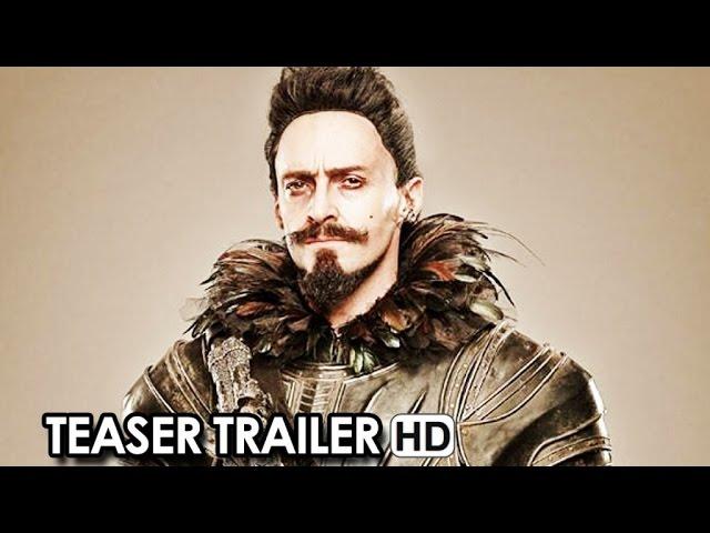 Pan Official Teaser Trailer (2015) - Hugh Jackman Movie HD