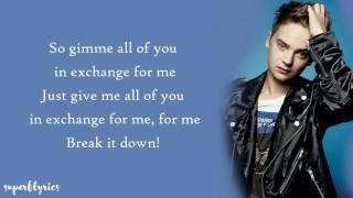 Conor Maynard - Exchange (Lyrics)