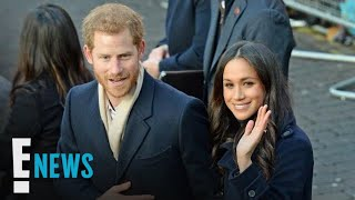 Meghan Markle Reveals Her Pet Name for Prince Harry | E! News