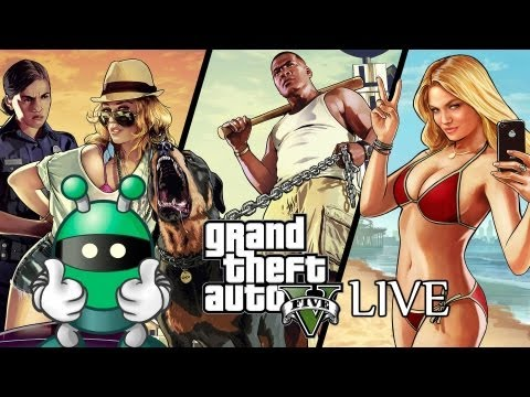 GTA 5 Live Grand Theft Auto Five – Androidizen