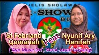 Ayo Move On - Versi Jaran Goyang. Ria Feat nyunif (R-SHOW BIS)