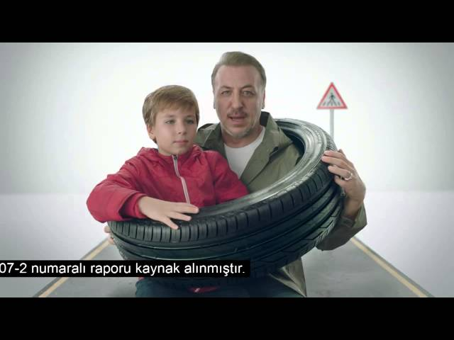 Famous Turkish Drama Actor Harun With His Son Making Bridgestone Commercial