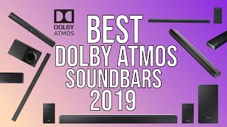 BEST DOLBY ATMOS SOUNDBAR 2019 | TOP 5 BEST DOLBY ATMOS SOUNDBARS | HOME THEATER | GAMING | MUSIC