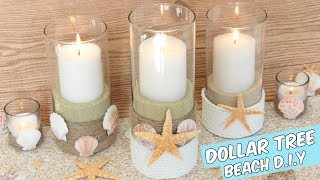(8.80 MB) DOLLAR TREE BEACH CANDLE HOLDERS CENTERPIECE TUTORIAL Mp3