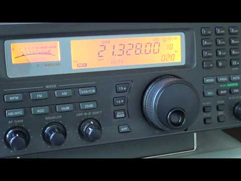 DL0SN Amateur Radio Germany 15 meters contest