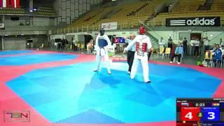 Issoufou, Abdoul (NIG) vs Kuznetsov, Roman (RUS) 3-6