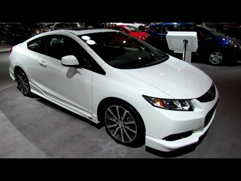 2013 Honda Civic Si HFP - Exterior and Interior Walkaround - 2013 Toronto Auto Show - 2013 CIAS