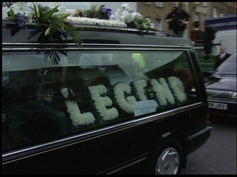 Reg Kray Funeral - Part 2