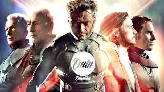 Emotional Music: X-Men:DoFP Collection