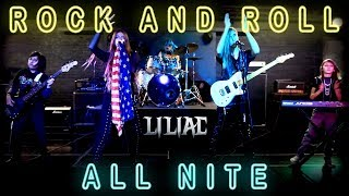 Rock and Roll All Nite - Liliac (Official Cover Music Video)