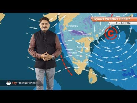 Weather Forecast for July 21: Heavy Monsoon rains in Uttar Pradesh, Bihar, Sikkim, Assam