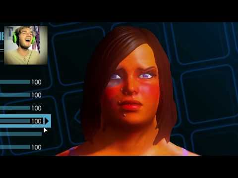 PERFECT WOMAN! - Saints Row 4: Character Creation