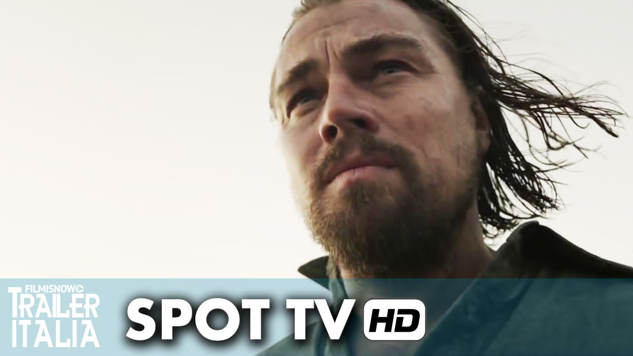 Revenant - Redivivo SPOT 'Survival' - Leonardo DiCaprio [HD]