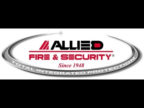 Fire and Security Expo Promo for Allied