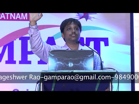 Exploring Internet for Students and Researcher's by Sai Satish at IMPACT VIZAG