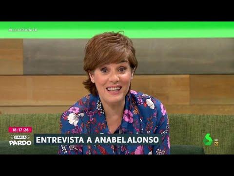 El zasca de Anabel Alonso a Aznar